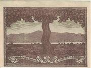 20 Heller (Krummnussbaum) – reverse