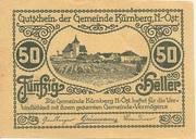 50 Heller (Kürnberg) -  obverse