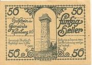 50 Heller (Kürnberg) -  reverse
