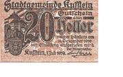 20 Heller (Kufstein) – obverse