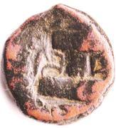 1 Drachm  - Shapur II. – reverse
