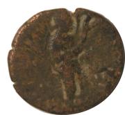1 Drachm - Kanishka I. – reverse