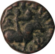 Drachm - Soter Megas (Kushana) – obverse