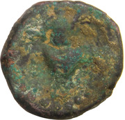 Didrachm - Kanishka II. – reverse