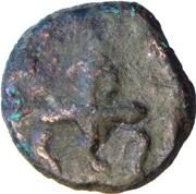 Tetradrachm - Huviska (Kushana) – obverse