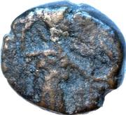 Drachm - Kujula copy (Kushana Imitative Type) – reverse