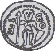 Denar - Bolesław kujawski or Leszek mazowiecko-kujawski (Kruszwica or Inowrocław or Płock mint) – obverse