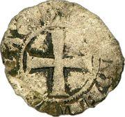 Denier - Guy de Lusignan (1303) – obverse