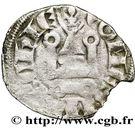 Denier - Charles de France (1314-1322) – reverse