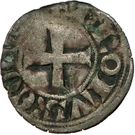 Denier tournois - Charles de France (1314-1322) – obverse