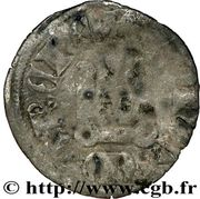 Denier tournois - Charles de France (1314-1322) – reverse