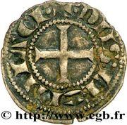"Denier - Hugues XI de Lusignan dit ""le Brun"" (1249-1260) – reverse"