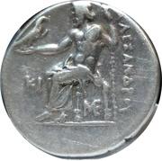 Drachm - Alexander III – reverse
