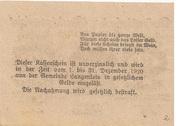 10 Heller (Langenlois) -  reverse