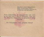 50 Heller (Langenlois) -  reverse