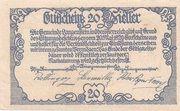20 Heller (Langenstein) -  reverse