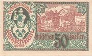 50 Heller (Langenstein) -  obverse