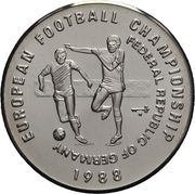 50 Kip (European Football Championship) – reverse