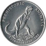 10 Kip (Tyrannosaurus Rex) – reverse
