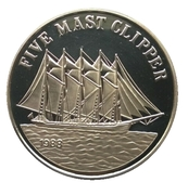 50 Kip (Prussia) – reverse