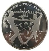 50 Kip (Winter Olympics - Ice dancers) – reverse