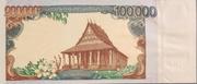100 000 Kip -  reverse