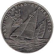 10 Kip (Olympics Sydney 2000) – reverse