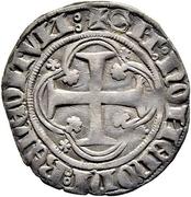 Demi Gros - Guillaume de Monthonay – reverse