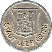 50 Pfennig - Leer in Ostfriesland – obverse