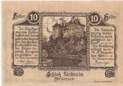 10 Heller (Leiben) -  reverse