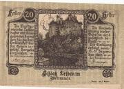 20 Heller (Leiben) – reverse