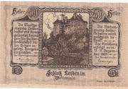 50 Heller (Leiben) – reverse