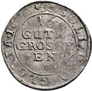 16 Gute Groschen - Georg Wilhelm – reverse