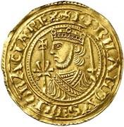 Gold maravedi - Fernando II (Leon) – obverse
