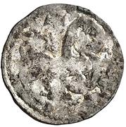 Dinero - Alfonso IX (star) – reverse