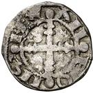 Dinero - Alfonso IX (Oviedo) – obverse