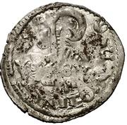Dinero - Alfonso IX (Salamanca) – reverse