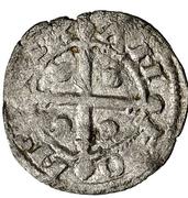 Dinero - Alfonso IX (Coruna) – obverse