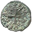 Dinero - Alfonso IX (crescents) – obverse