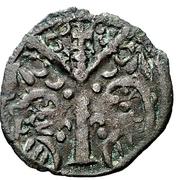Dinero - Alfonso IX (crescents) – reverse