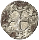 Dinero - Alfonso IX – reverse