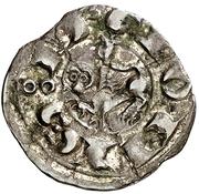 Dinero - Alfonso IX (Leon) – reverse