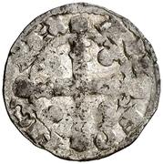 Dinero - Alfonso IX (star) -  obverse