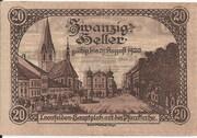 20 Heller (Leonfelden) -  reverse
