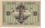 10 Heller (Leopoldschlag) -  reverse