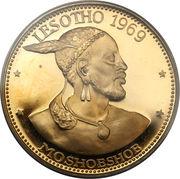 10 Maloti - Moshoeshoe II (FAO) – obverse