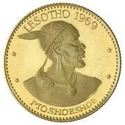 1 Maloti - Moshoeshoe II (FAO) – obverse