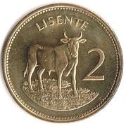 2 Lisente - Letsie III (Magnetic) – reverse