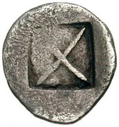 1/8 Stater – reverse