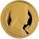 """5 Lati (Commemorative coin """"Five lats"""") – obverse"""